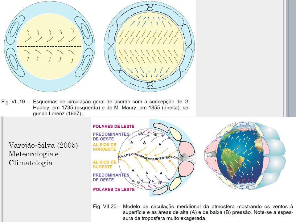 Varejão-Silva (2005) Meteorologia e Climatologia