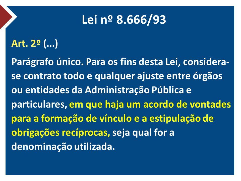 TCU - Acórdão nº 2.502/2009 – P Sumário (...).