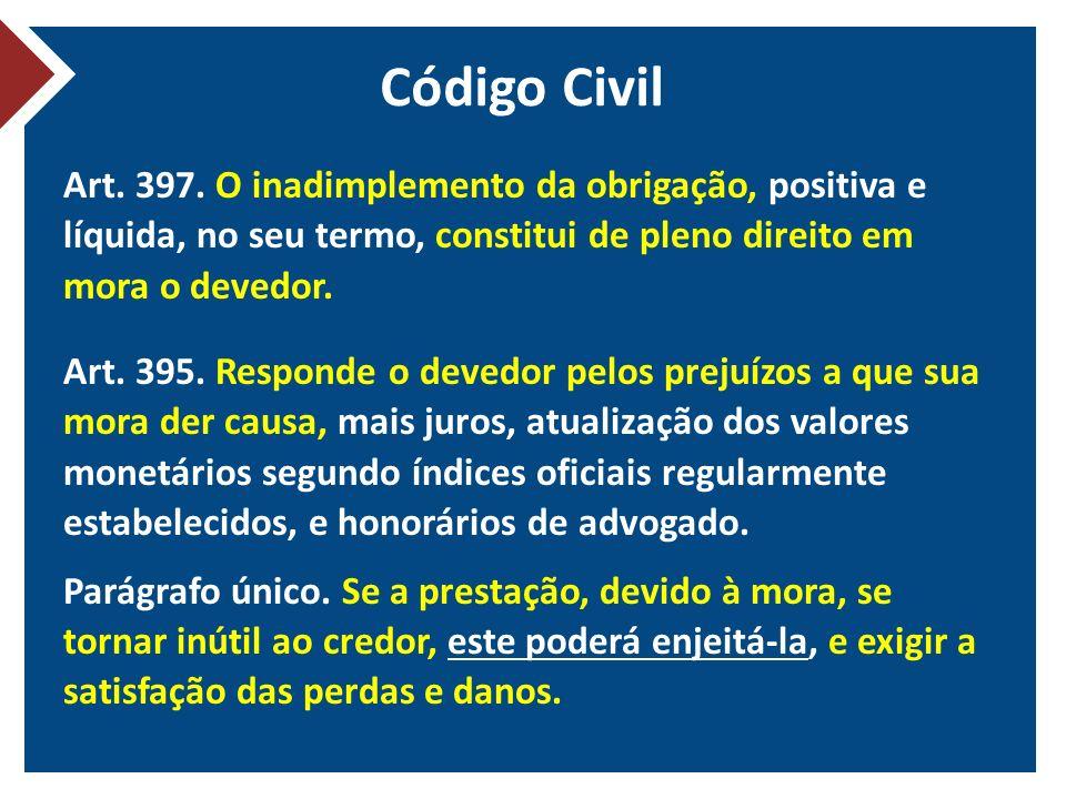 Multa para segurança de disposição especial – Código Civil – Art.