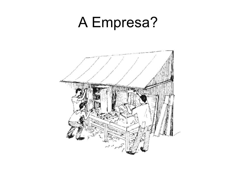 A Empresa?
