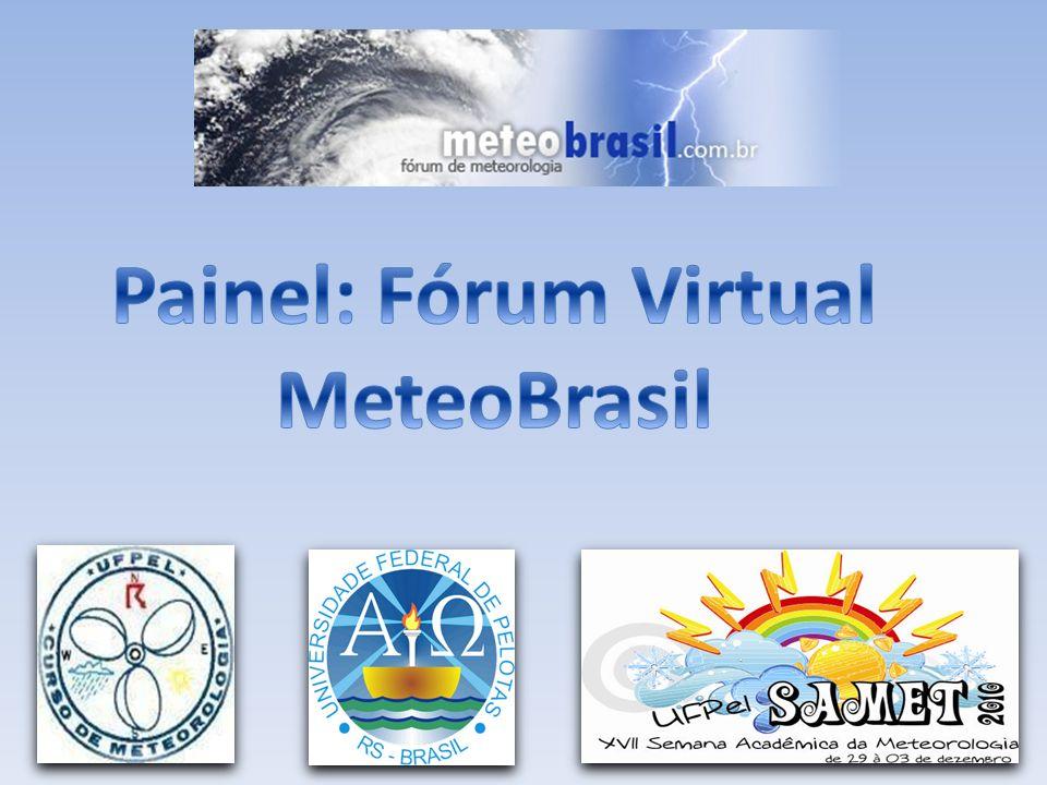 Projetos Concurso de fotografias meteorológicasNomeação de Ciclones Modelos GFS e ETA 20 CAPELifted Index Mapas de tempo severo