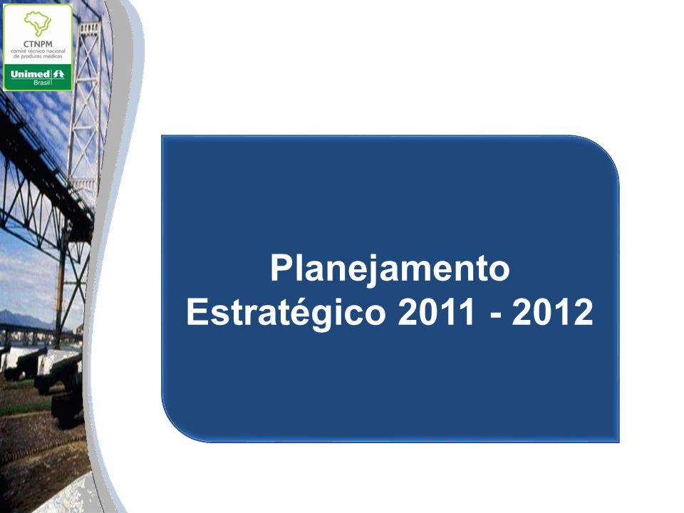 Planejamento Estratégico 2011 - 2012