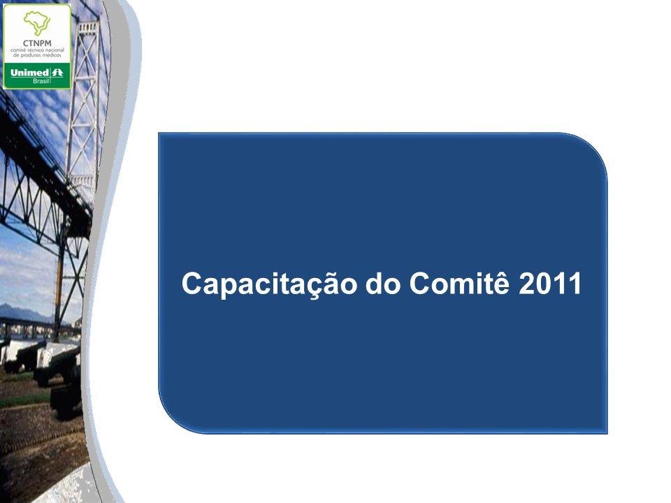 Capacitação do Comitê 2011