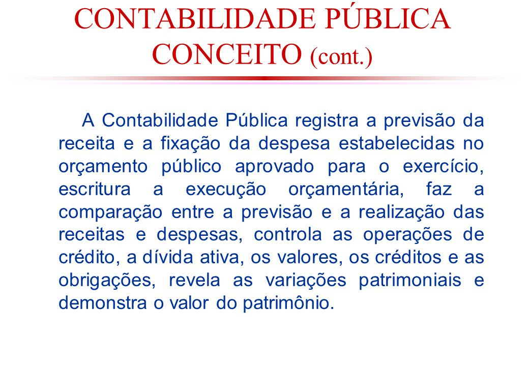 CLASSIFICAÇÃO DA RECEITA CATEGORIA ECONÔMICA Art.