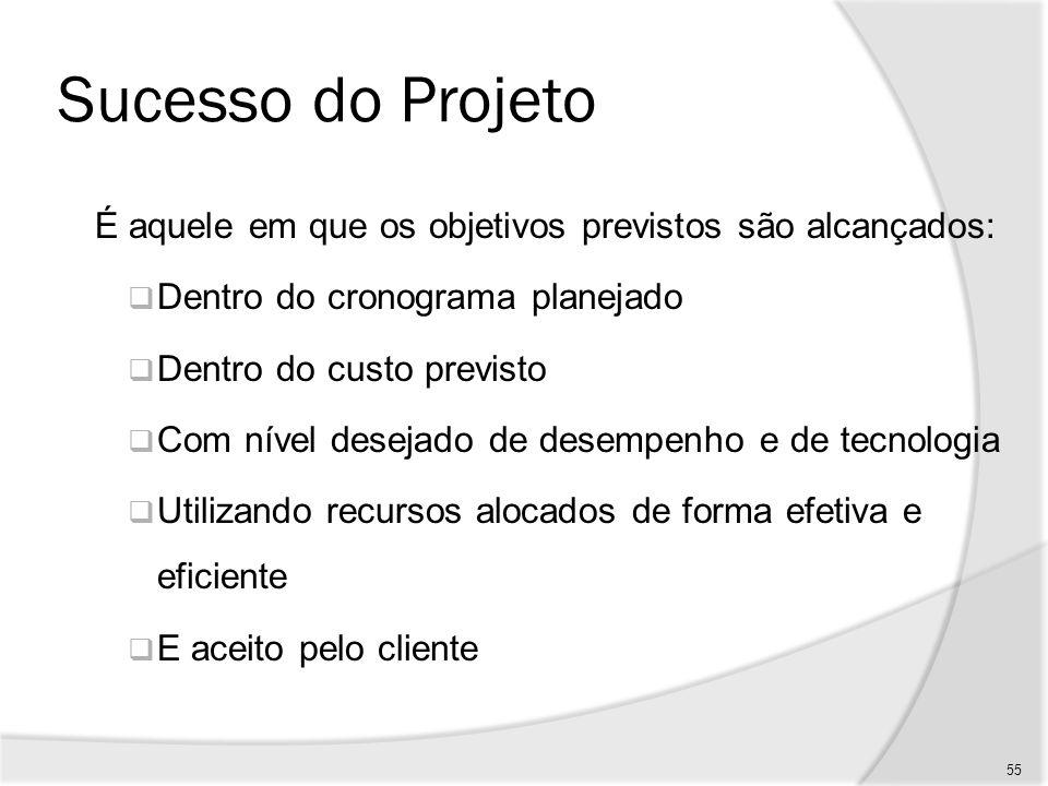 Os 7 passos do gerenciamento de projetos 1.Escolher e adotar uma metodologia 2.