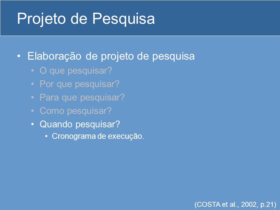 Referências COSTA, A.R. F.; PIZZI, L. C. V.; BERTOLDO, M.