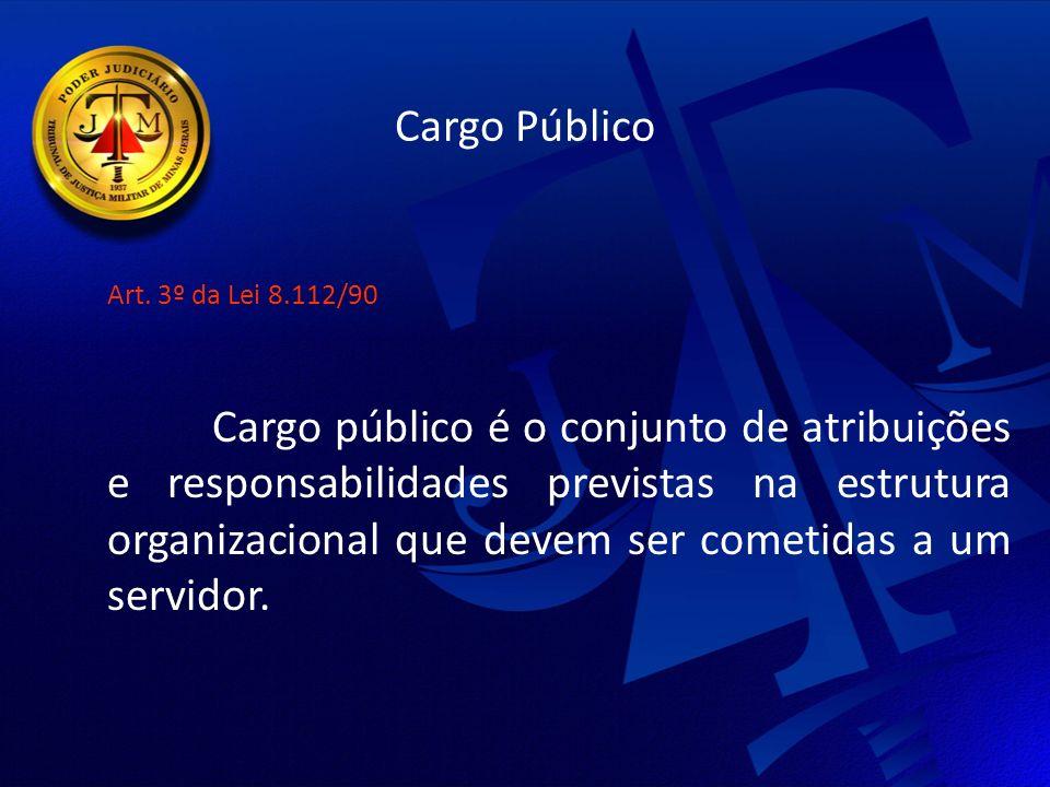 Cargo Público Art.
