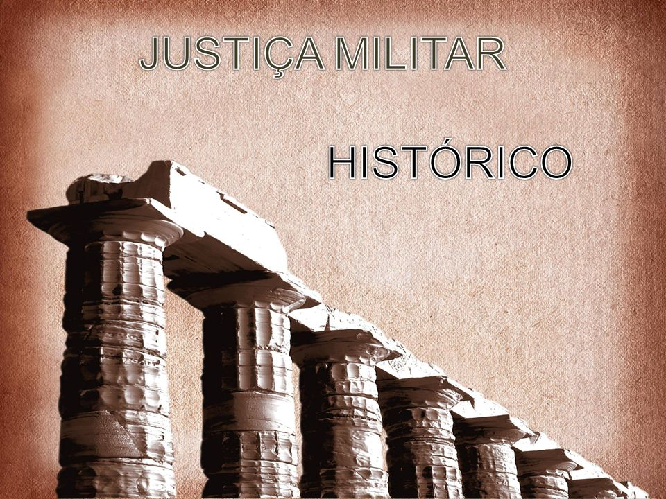 Justiça Militar