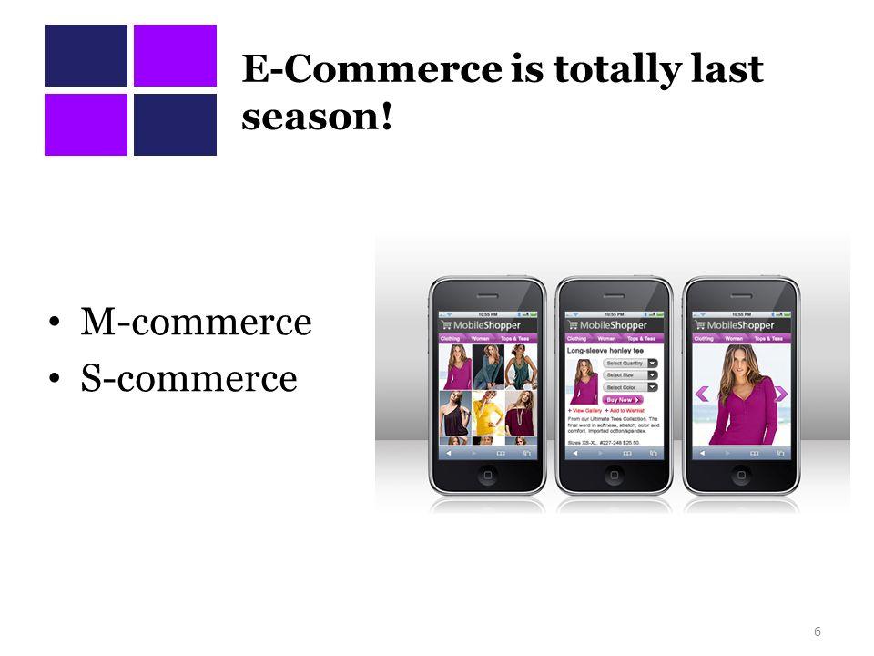 Social Commerce 7