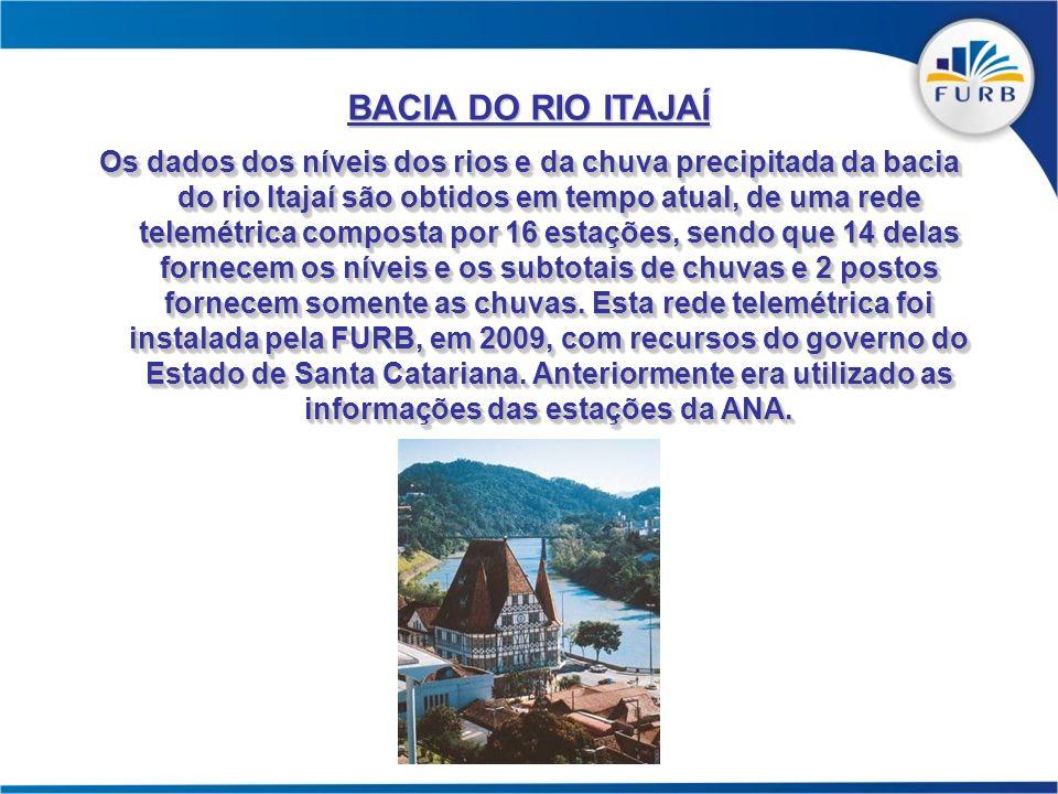 O CEOPS tem atuado desde o ano de 1984 no monitoramento, previsão e alerta de enchentes, visando a prevenção e a minimização dos danos associados às inundações na bacia do rio Itajaí.