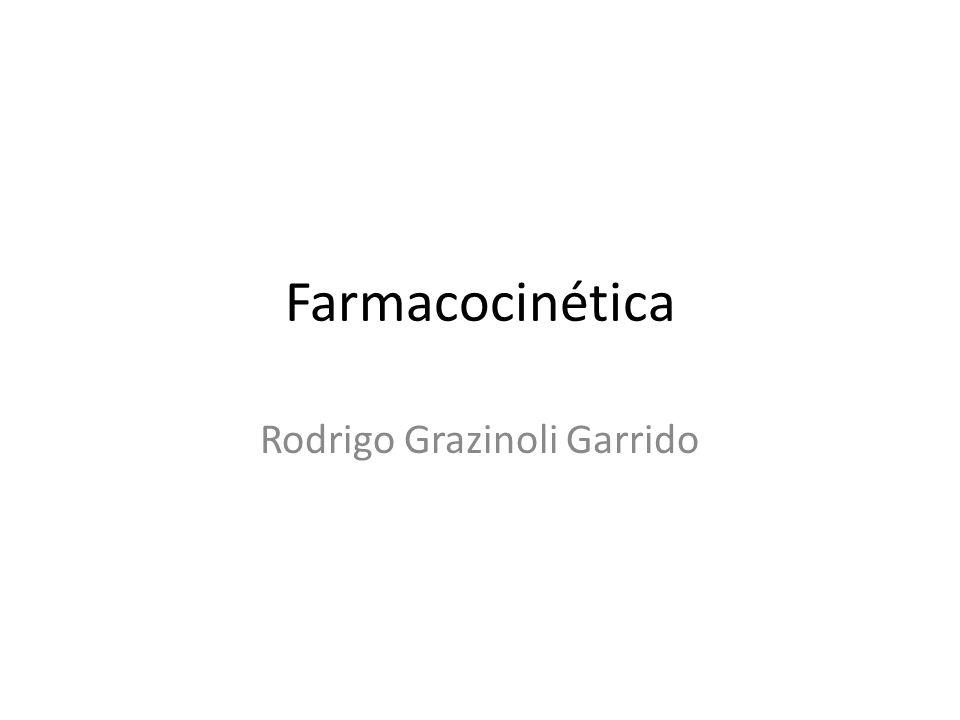 Farmacocinética Rodrigo Grazinoli Garrido