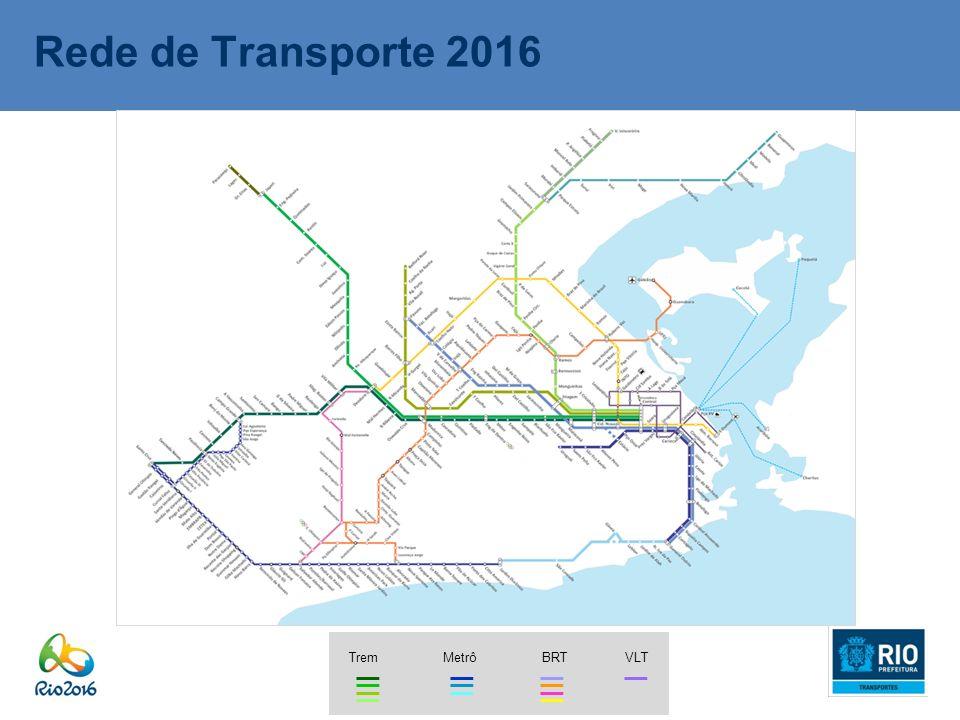 Rede de Transporte 2016 BRTVLTTremMetrô