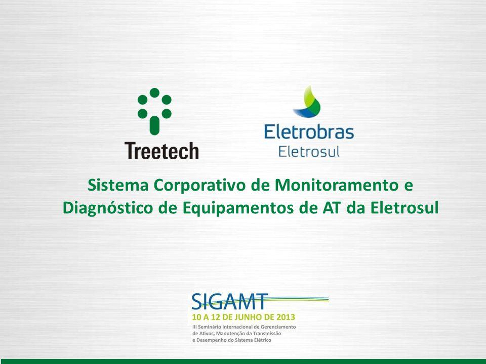 Sistema Corporativo de Monitoramento e Diagnóstico de Equipamentos de AT da Eletrosul