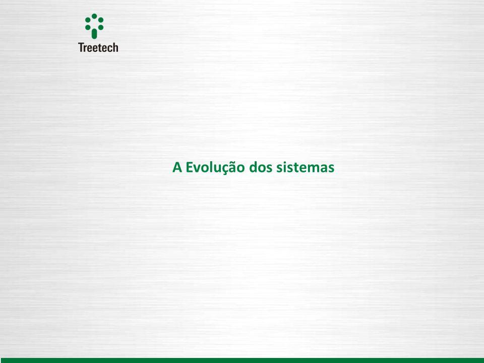 A Evolução dos sistemas