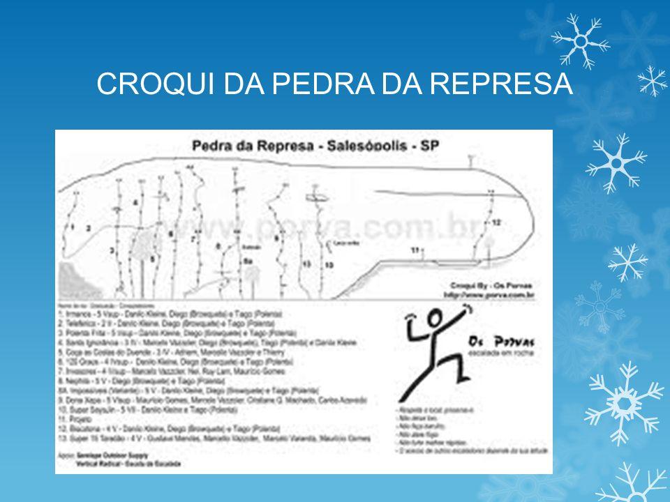 CROQUI DA PEDRA DA REPRESA