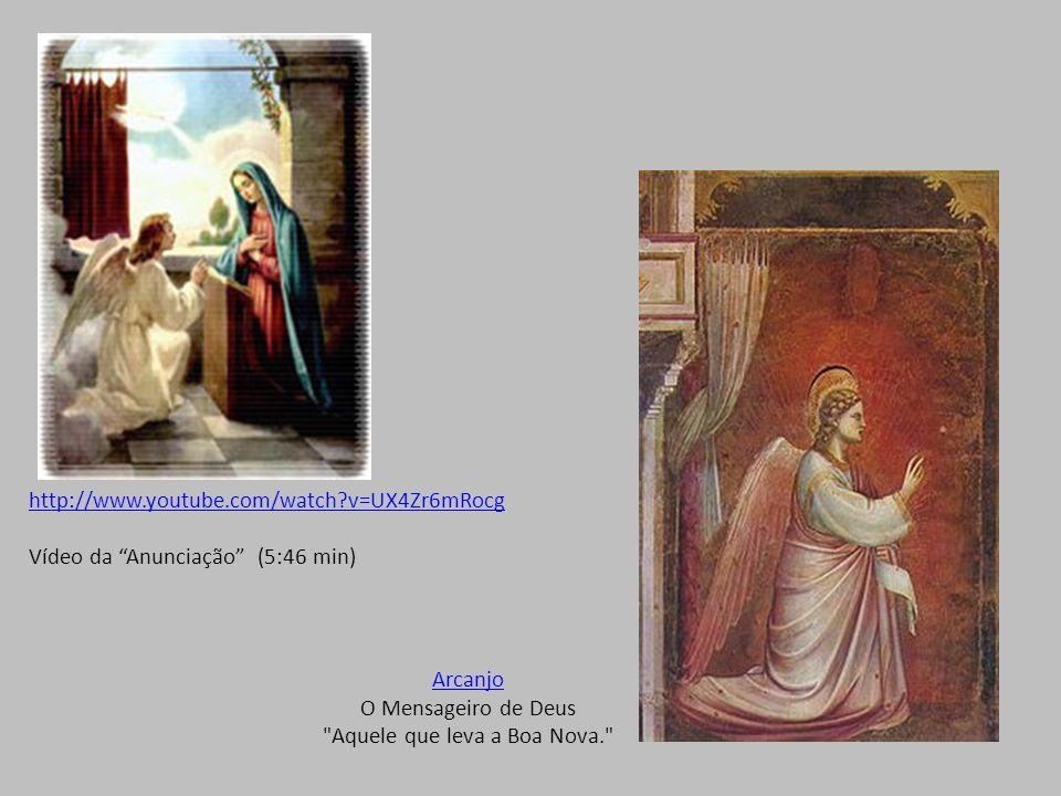 Arcanjo Arcanjo O Mensageiro de Deus