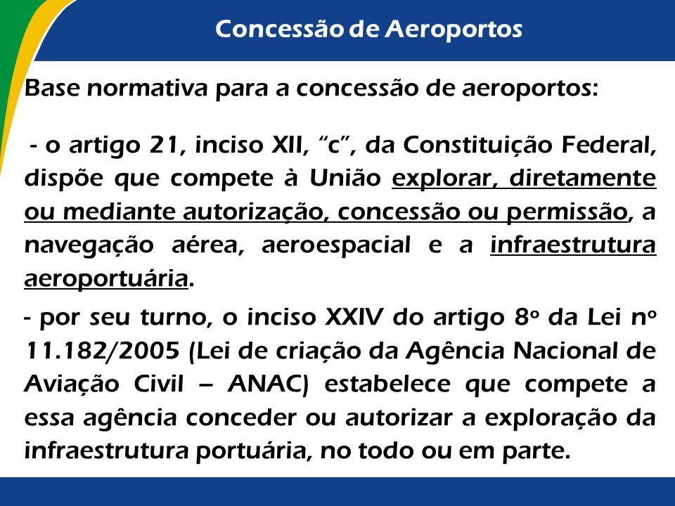 Observações adicionais sobre as concessões de serviços públicos - no Brasil, as concessões de serviço público e de obra pública são contratos administ