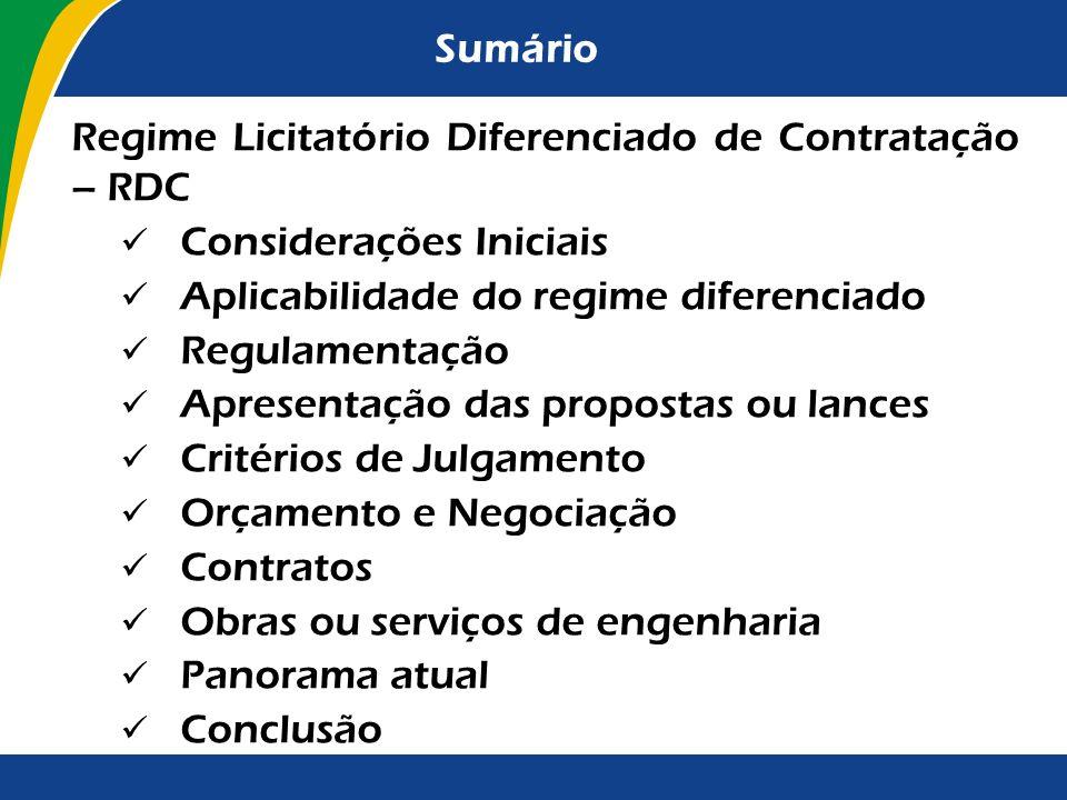 Critérios de Julgamento (arts.