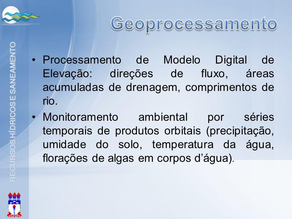 RECURSOS HÍDRICOS E SANEAMENTO ECOBEER/REHISA - Processos eco- hidrológicos na Bacia Experimental e Representativa de Santana do Ipanema da Rede de Hidrologia do Semiárido.