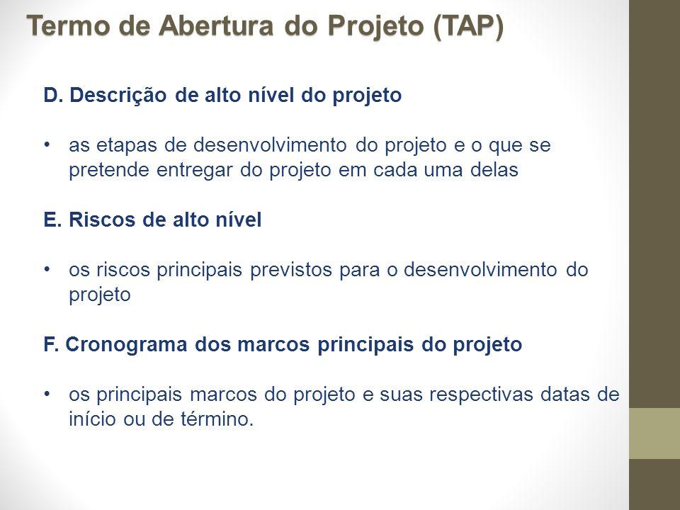 G.Orçamento sumariado previsão orçamentária do projeto com os valores das principais fases.