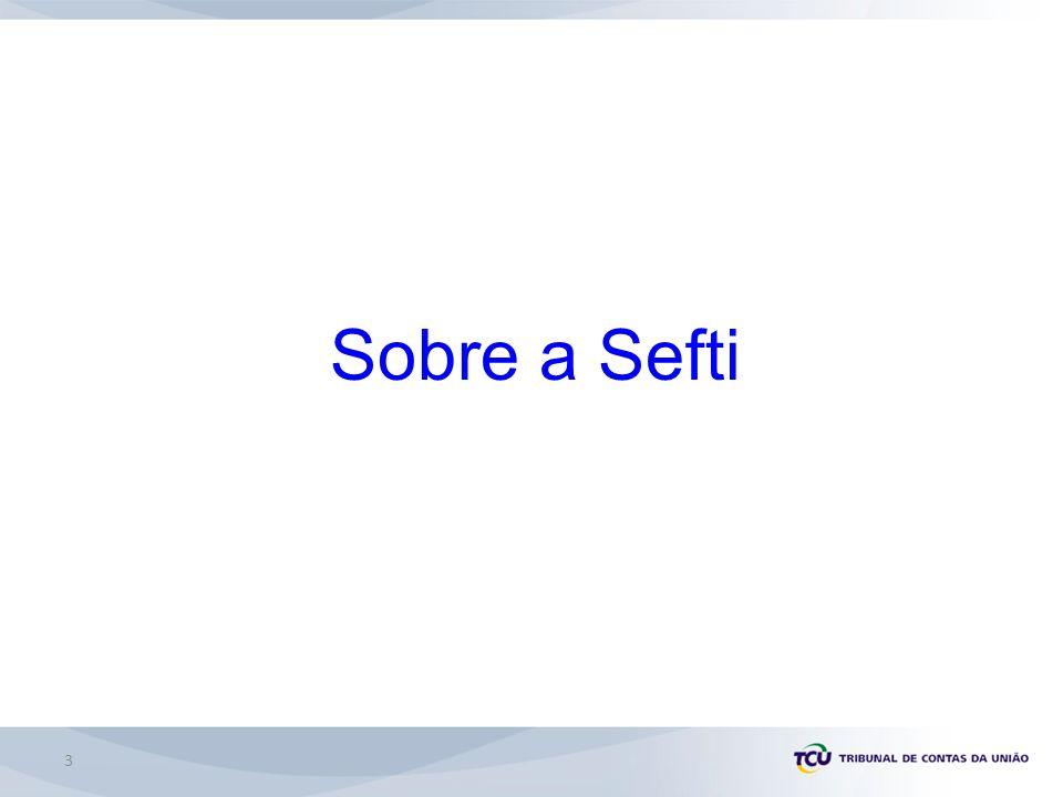 Sobre a Sefti 3