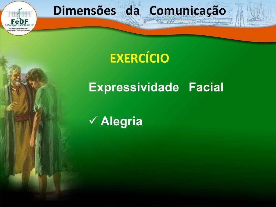 EXERCÍCIO Expressividade Facial Alegria
