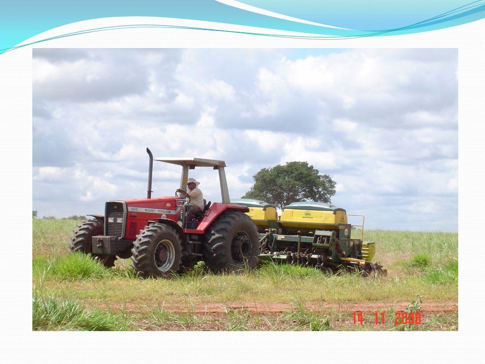 Gráfico de Gantt para a cultura da cana-de-açúcar Gráfico de Gantt do planejamento das operações agrícolas envolvidas na reforma de 300ha de canavial para a produção de cana de ano.