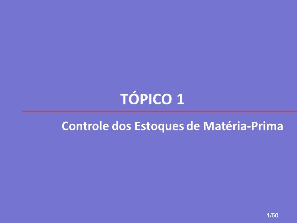 3 Funções dos Estoques Conforme o Quadro 17 – Classificação dos Estoques, na página 116, os estoques podem ser: Estoques de matéria-prima; Estoques de materiais em processo; Estoque de produtos auxiliares; Estoque de produtos acabados.