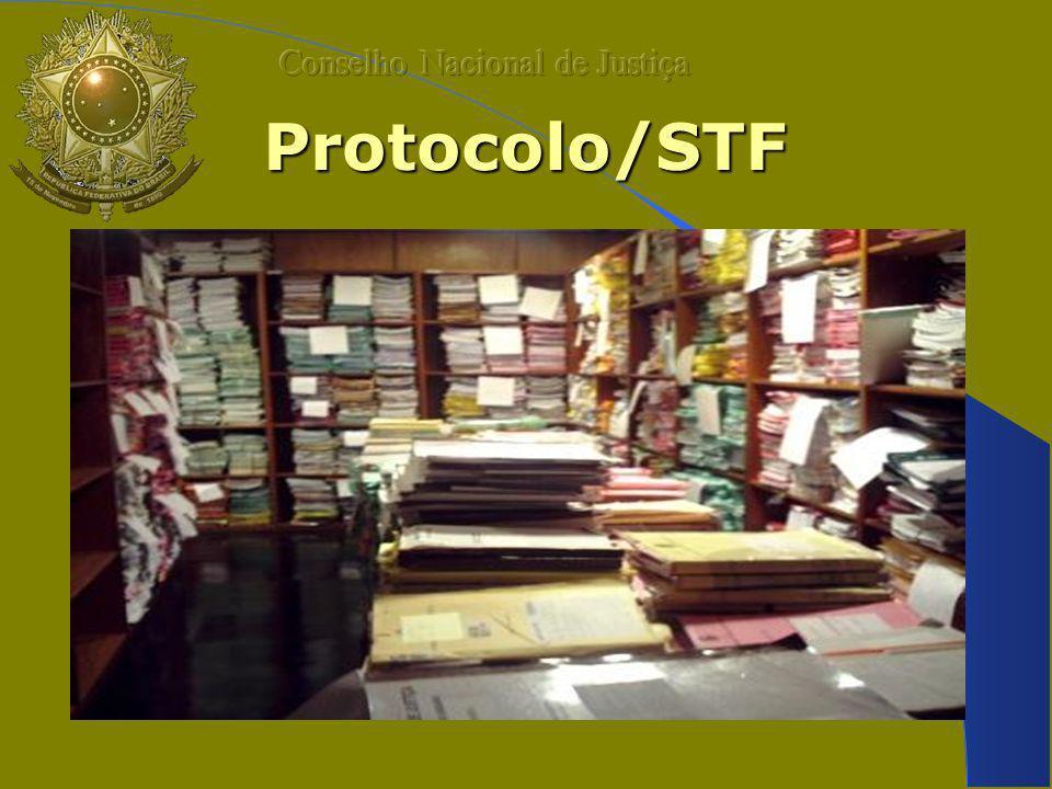 Protocolo/STF