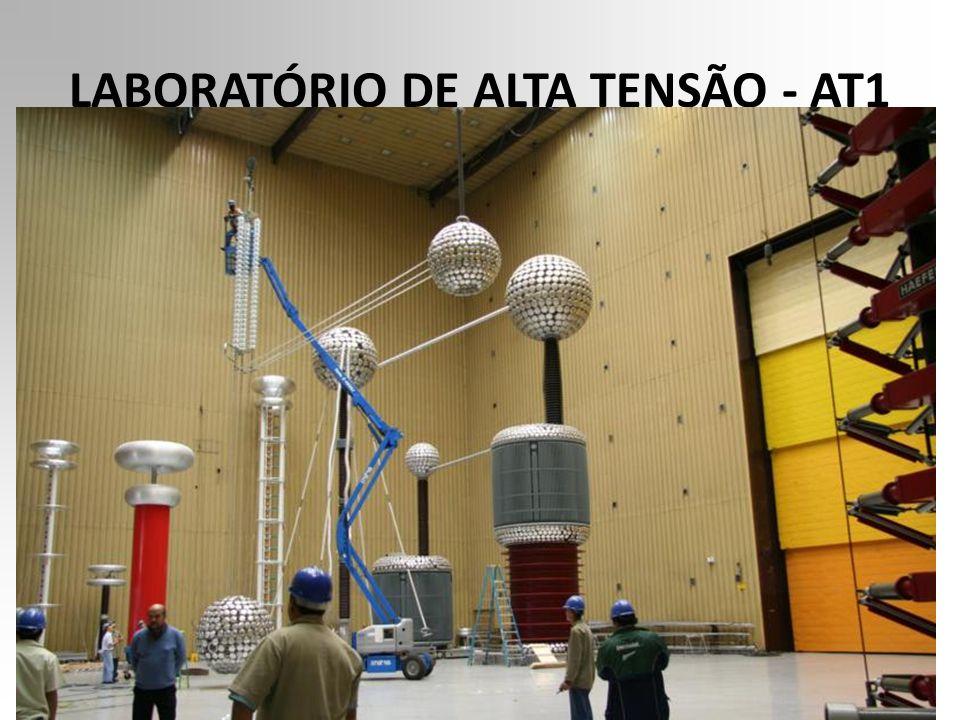 LABORATÓRIO DE ALTA TENSÃO - AT1 Esse sou eu
