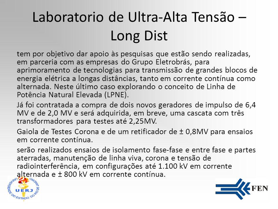 LABORATÓRIO DE CALIBRAÇÃO - CA 1 O Laboratório de Calibração do Cepel é credenciado pelo INMETRO e pertence a RBC - Rede Brasileira de Calibração - de