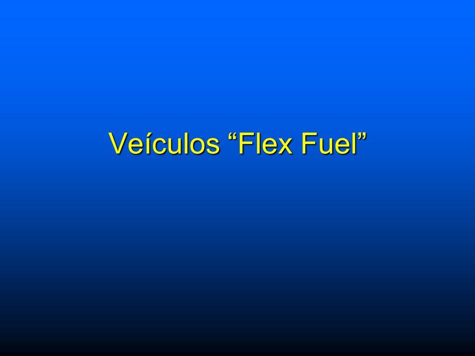 Veículos Flex Fuel