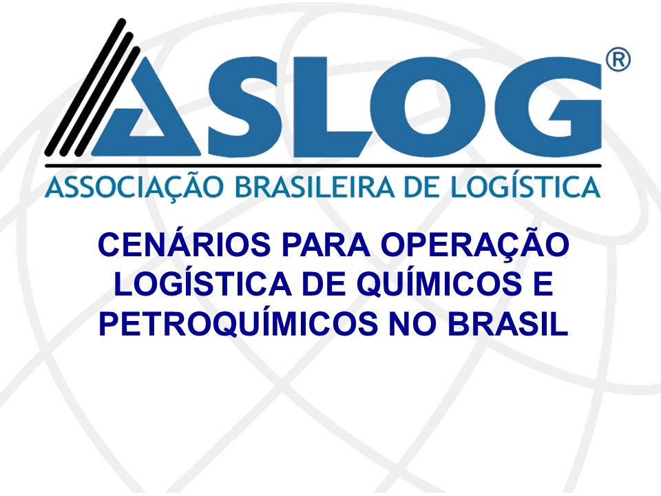 CENÁRIOS PARA OPERAÇÃO LOGÍSTICA DE QUÍMICOS E PETROQUÍMICOS NO BRASIL