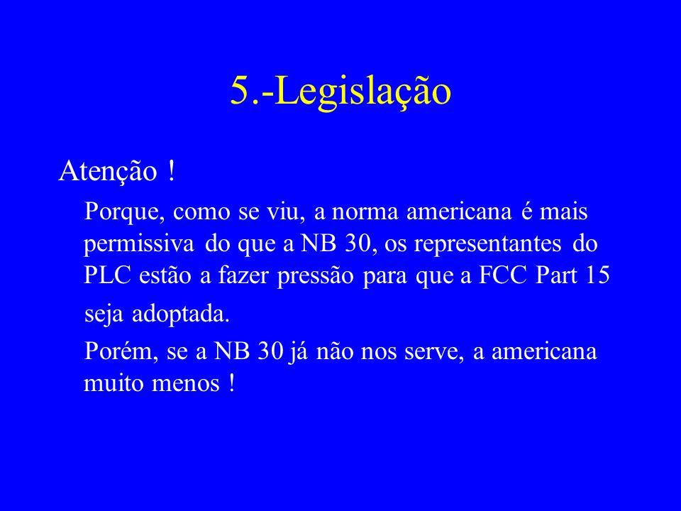 5.-Legislação Atenção .