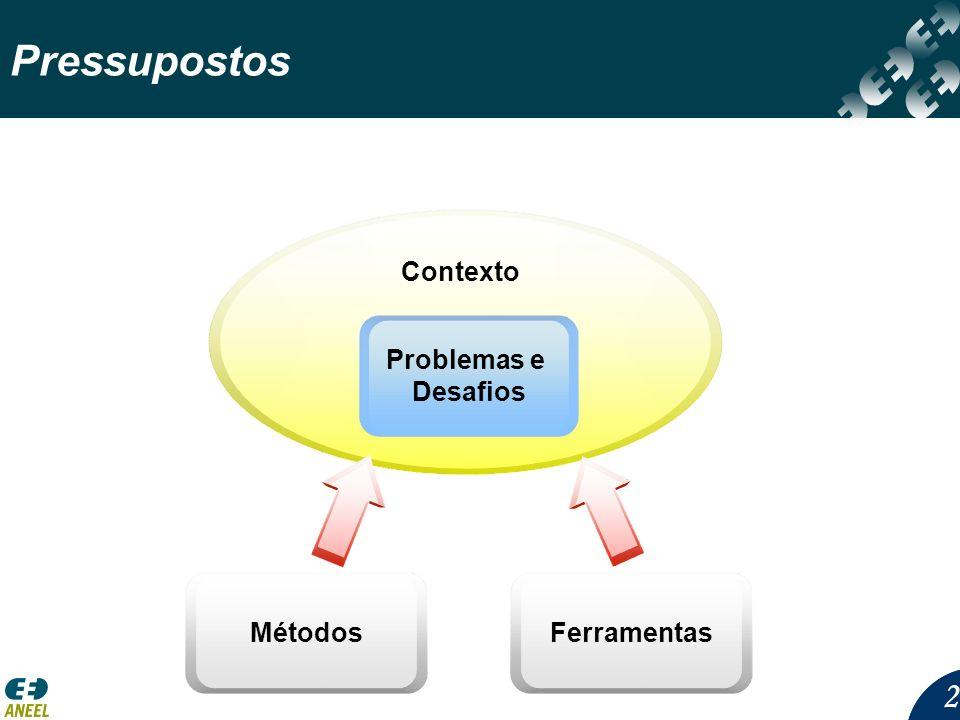 22 Pressupostos Métodos Problemas e Desafios Ferramentas Contexto