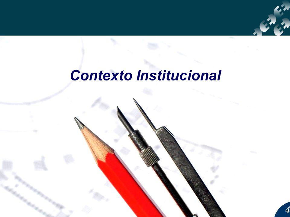 44 Contexto Institucional