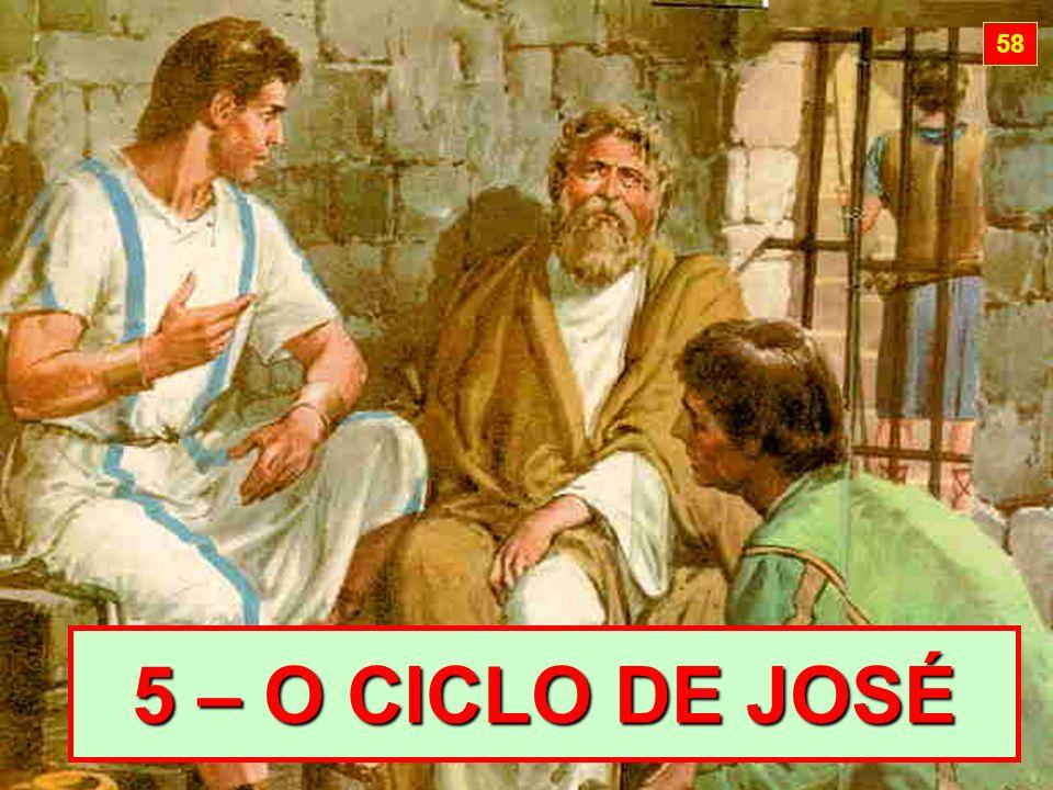 5 – O CICLO DE JOSÉ 58