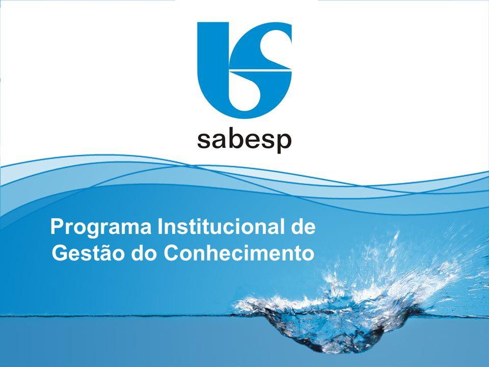 Programa Institucional de Gestão do Conhecimento