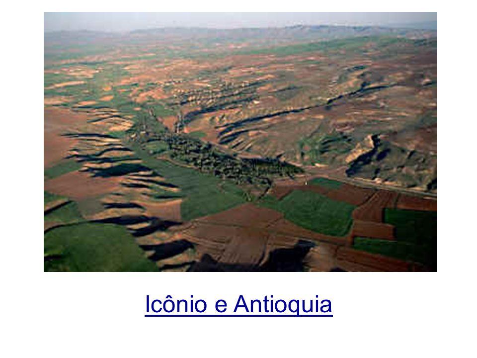 Icônio e Antioquia