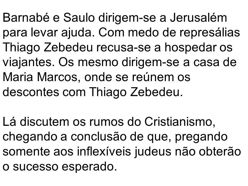 A observância da lei mosaica estava acima dos ensinamentos do Cristo. Thiago Alfeu