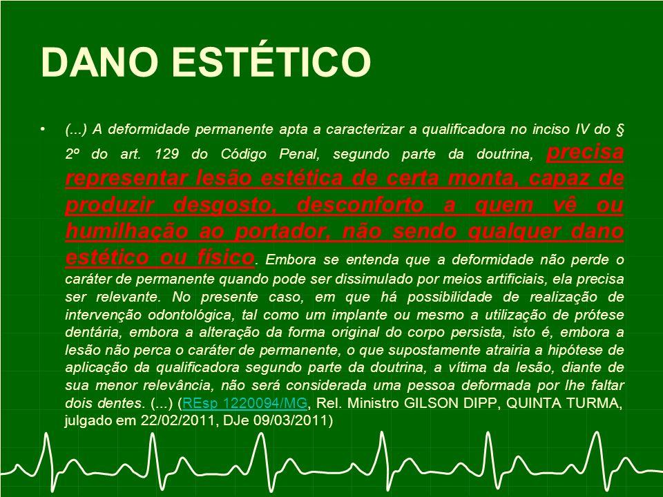Caráter punitivo da indenização por dano moral No Brasil, tem-se firmado entendimento pela possibilidade, tanto é verdade, que consta do Enunciado 379: –O art.