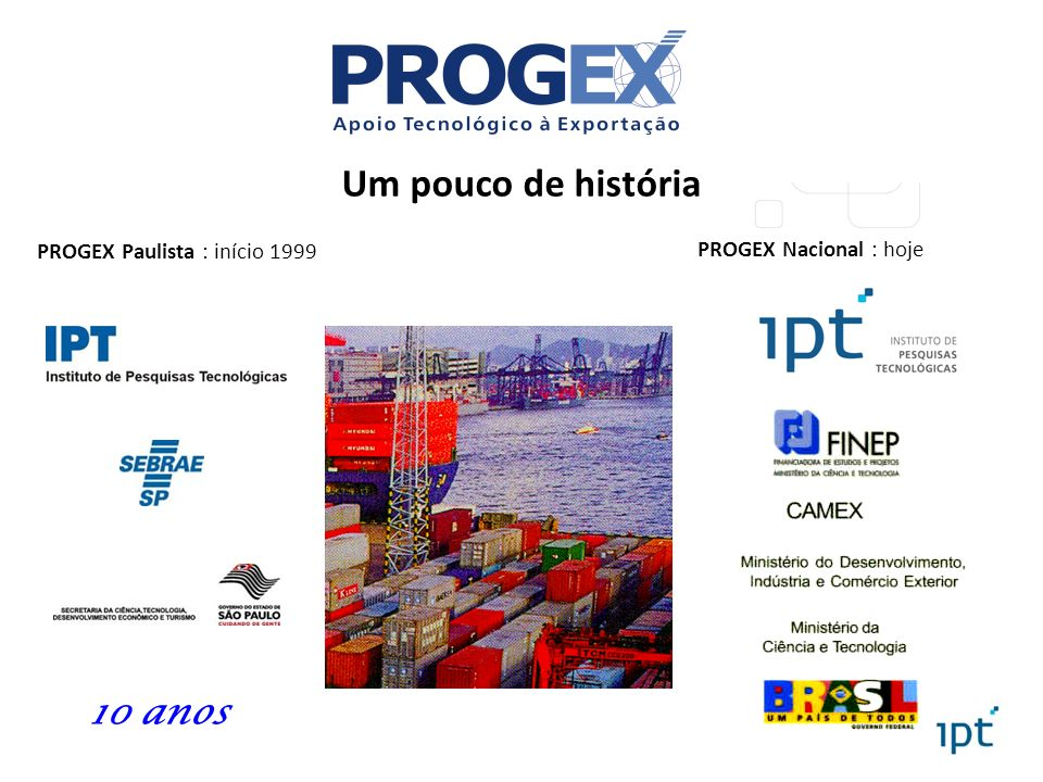 Ação do Progex Adequação às diretivas e normas nacionais e internacionais, visando marcação CE Resultados Aumento de faturamento no mercado interno em torno de 30% Aumento de número de funcionário em 40% Exportação para países dos Emirados Árabes, Pasquitão, América Latina e América do Sul Bomba de Infusão