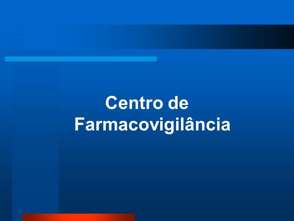 Centro de Farmacovigilância