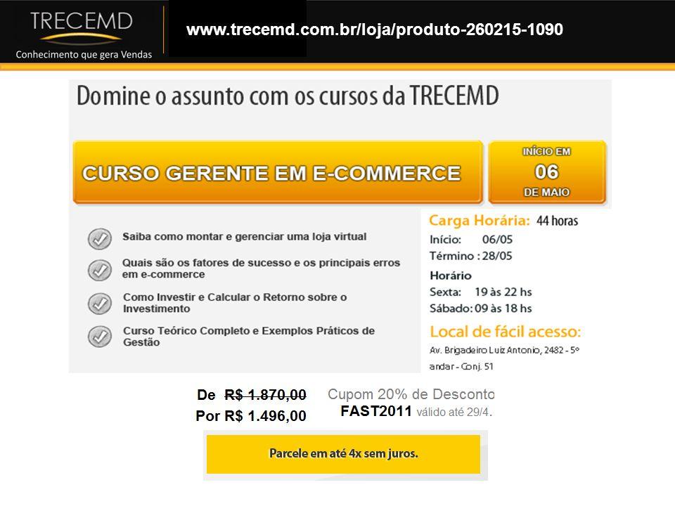 Como Montar uma Loja Virtual www.trecemd.com.br/loja/produto-260215-1090