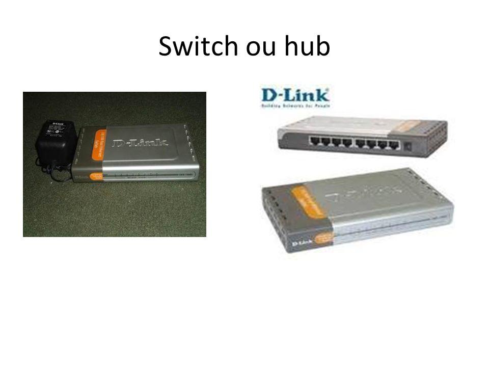 Switch ou hub