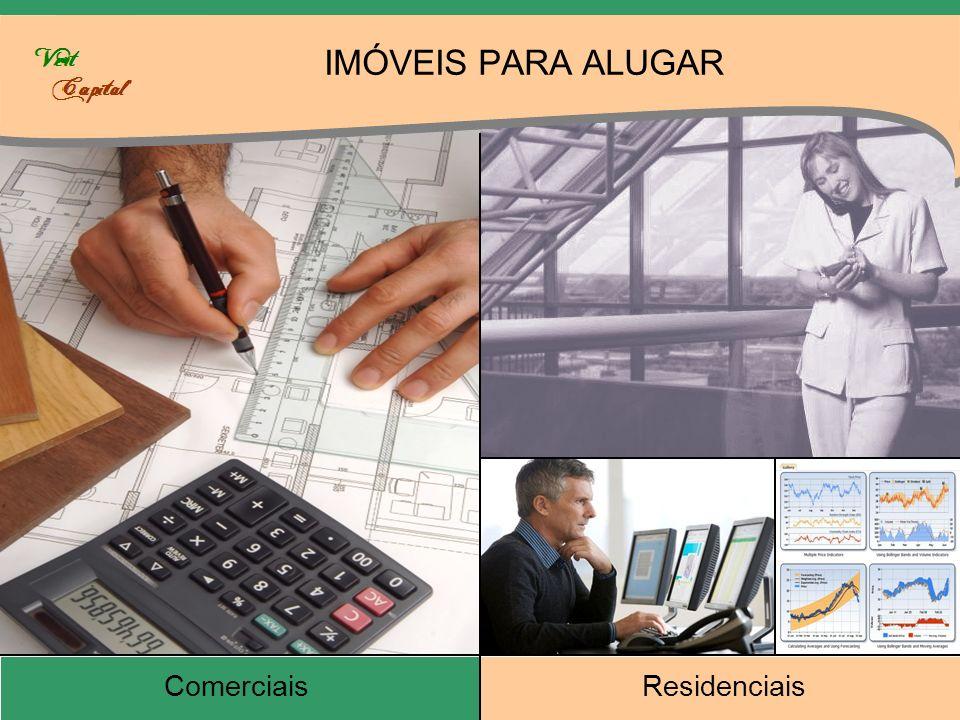 IMÓVEIS PARA ALUGAR ComerciaisResidenciais