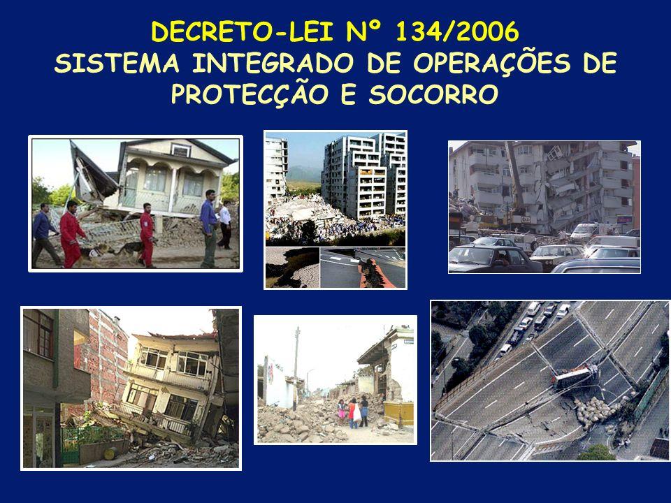 Domínios Previsão e planeamento de acções atinentes à eventualidade de isolamento de áreas afectadas por riscos. CAPÍTULO I - Objectivos e princípios