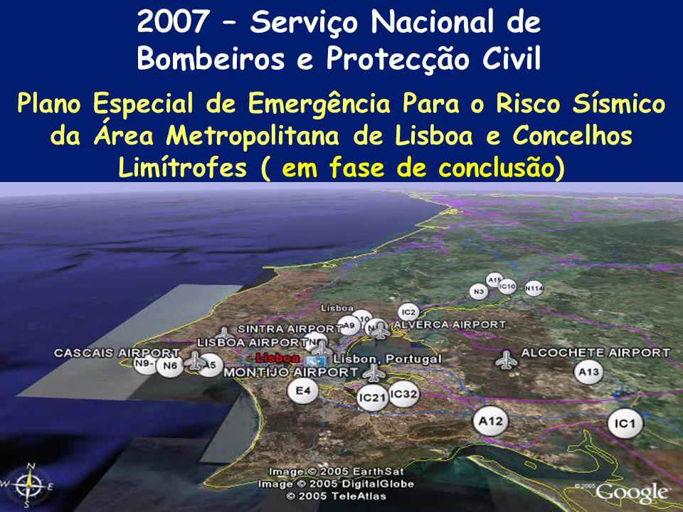 WORKSHOPWORKSHOP Estação Agronómica Nacional Oeiras 5 e 6 Novembro 2004 O SENTIDO DO RISCO SENTIDO Planeamento de Emergência. O risco sísmico na AML 2