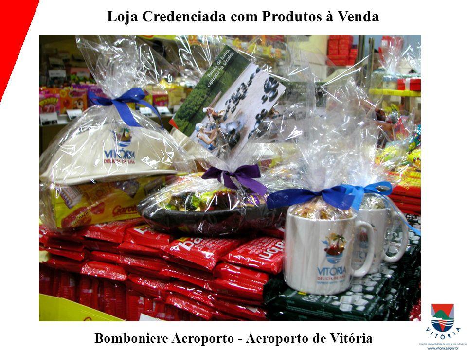 Bomboniere Aeroporto - Aeroporto de Vitória