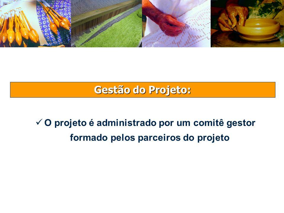 História do projeto: Feiras regionais e Itinerantes Casa do Artesão Casa Arte Catarina – Casa amarela Centro de distribuição de artesanato SESC Pousada Rural – Hotéis Fazendas e SJ